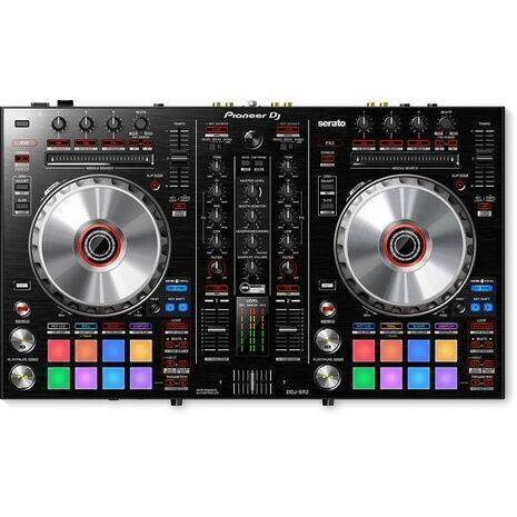 Controlador Pioneer DJ DDJ-SR2