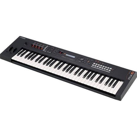Sintetizador Yamha MX61