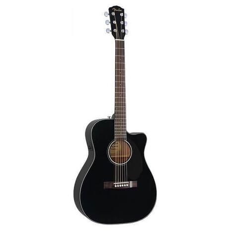 Guitarra Fender CC-60SCE Negra 0961710006