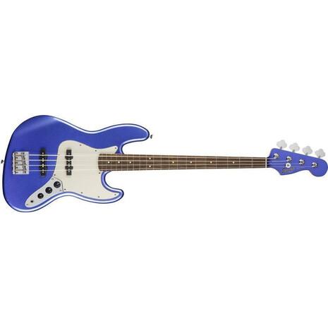Bajo Eléctrico Fender Contemporary Jazz Azul Metálico.