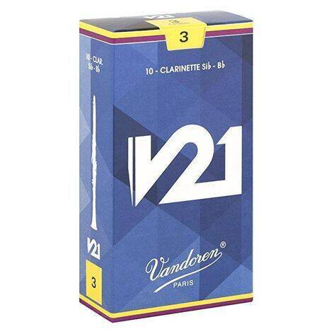 CAÑA CLARINETE SIB VANDOREN V21 3