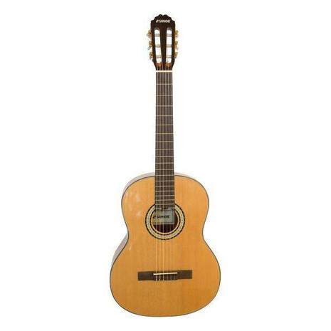 Guitarra Clásica Symphonic Natural Palo Escrito