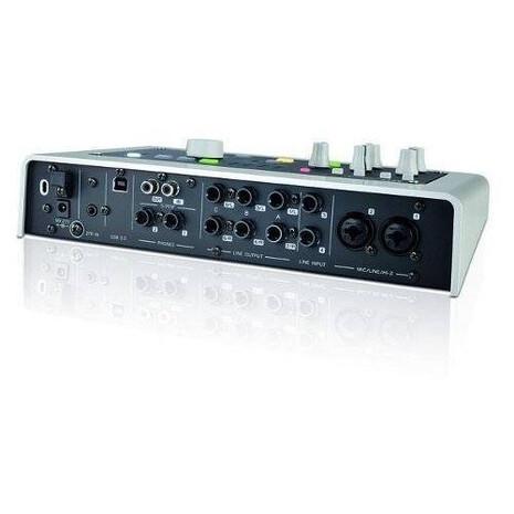 Interface Yamaha de audio USB