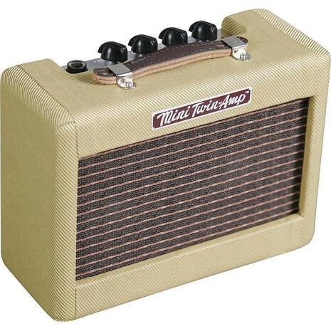 MINIAMPLIFICADOR FENDER- 57 TWIN-AMP