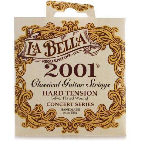 ENCORDADURA LA BELLA 2001 TENSION ALTA