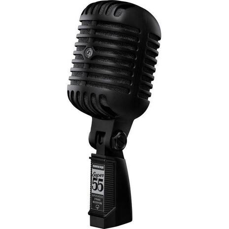 Microfono Shure Super 55 Negro de colección