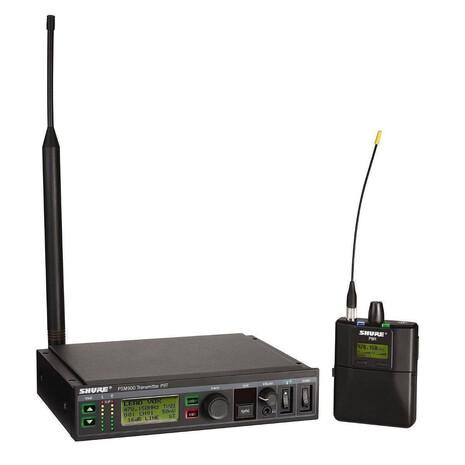 Sistema de monitoreo personal para la instalación profesional PSM900