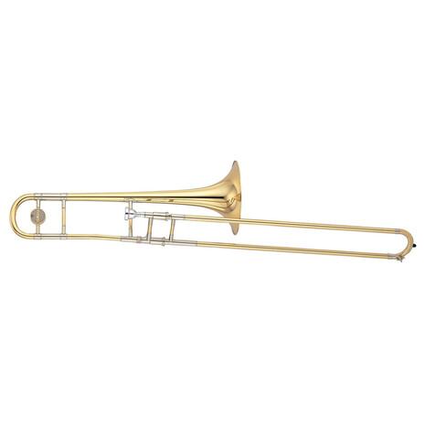 Trombón Yamaha Tenor Xeno En Bb,L  Ysl-881