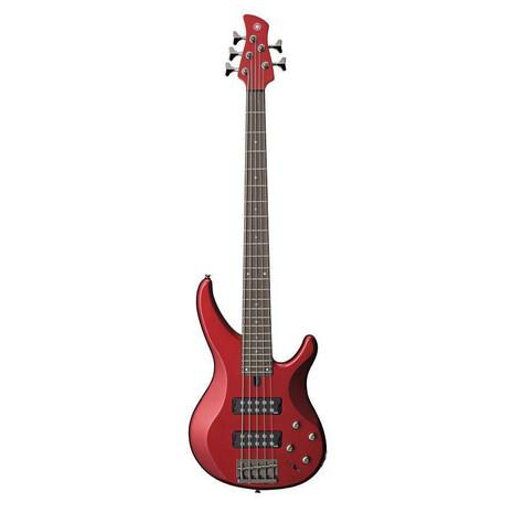 Bajo Yamaha TRBX305 Rojo
