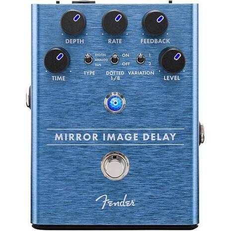 Pedal Fender de efectos Mirror Image Delay Pedal
