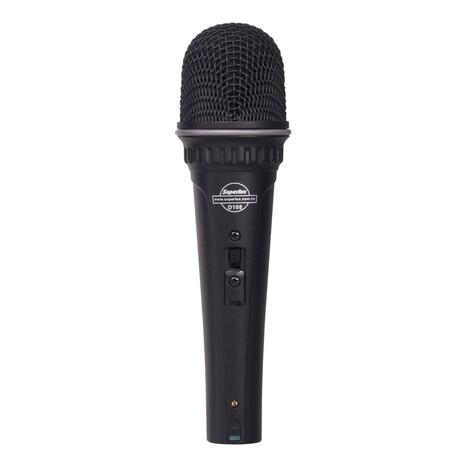 D108AMicrofono Dinamico Supercardioide P/ Voz