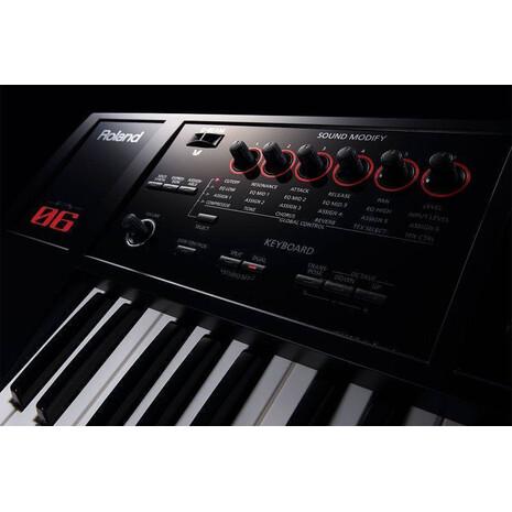 Sintetizador Roland FA-08 Fantom