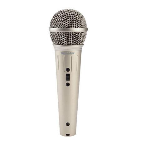 D103/49XMicrofono Dinamico Supercardioide  P/Vo y Cable