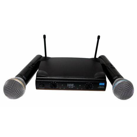 sistema de micrófonos inalambrios