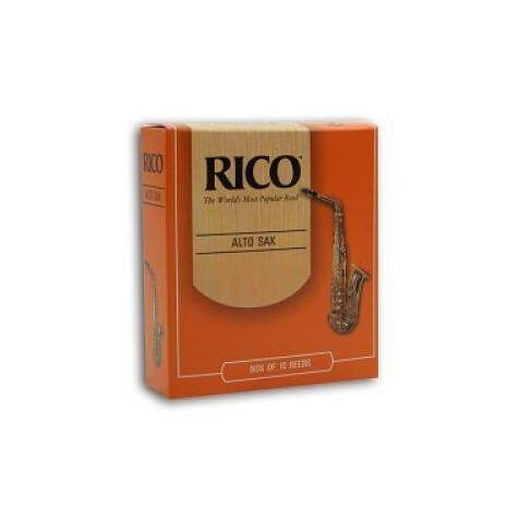 Caja De  Cañas RJA1030(10)Sax Alto 3 Rico(SAR3(10))