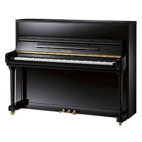 Piano Vertical  Pearl River Negro PRUP013S