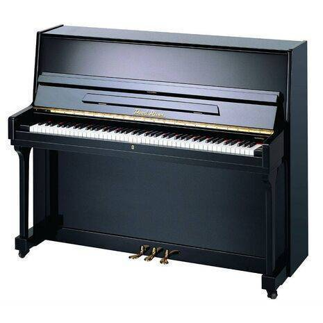 Piano Vertical  Pearl River Negro UP115M2