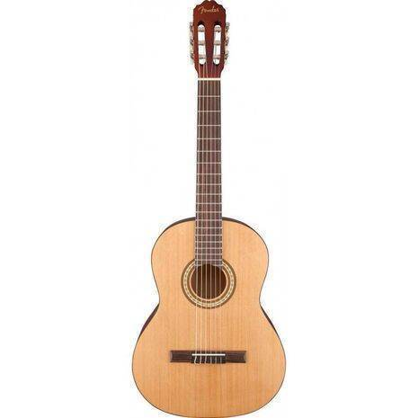 Guitarra Fender Natural FC-1