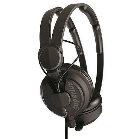 Audifonos Superlux HD 562 Negros