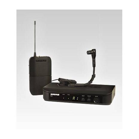 Microfono Shure Inalambrico para Saxofon  BLX14/B98