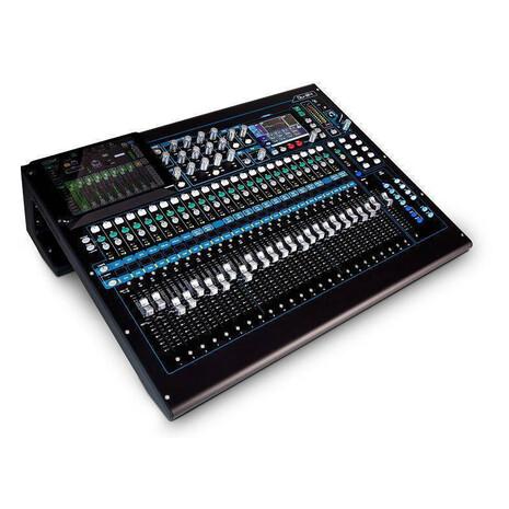 Mezcladora 24 canales QU-24 Allen y Heath Digital
