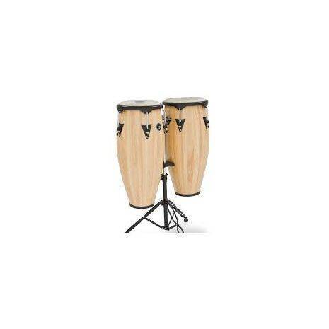 "Congas LP City 11"" y 12"" Mad. Nat"
