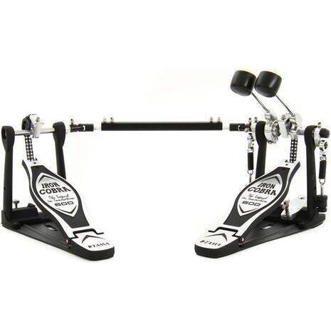 Pedal Doble para Bombo Iron Cobra HP600DTW