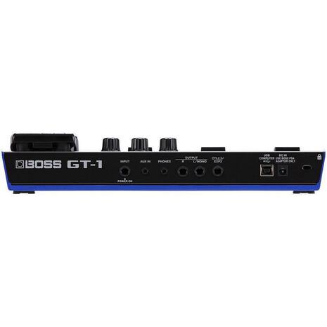 Pedalera Boss GT-1 Procesador de efectos