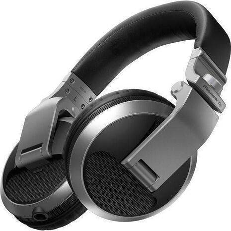 Audifonos Profesionales Pioneer HDJ-X5-S Plata