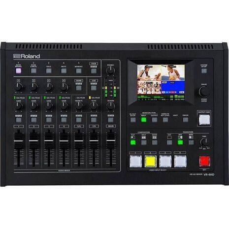 Mezcladora de Video Roland VR-4HD de video con efectos