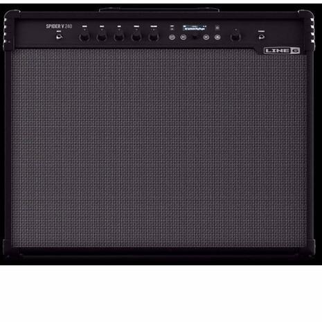 Amplificador Spider V 240 Line 6