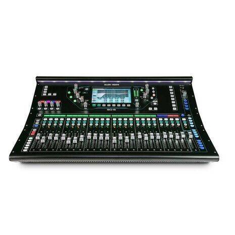 Mezcladora Digital Allen & Heath SQ-6 48 canales / 36 bus