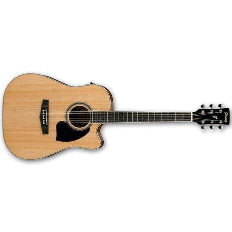 Guitarra electroacustica Ibanez PF15CE Natural