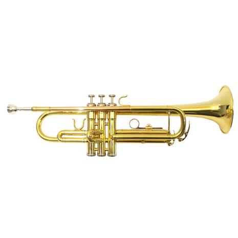 Trompeta Symphonic Dorado Especial