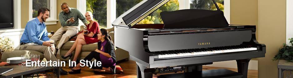 Banner pianos yamaha